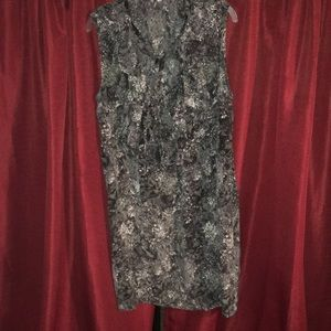Woman's Joie 100% silk dress